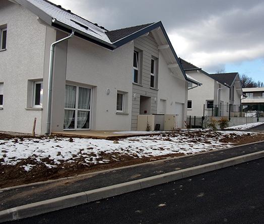 SARL Viret Travaux BTP 73 et 74 - terrassement Entrelacs, terrassement Annecy et Rumilly...