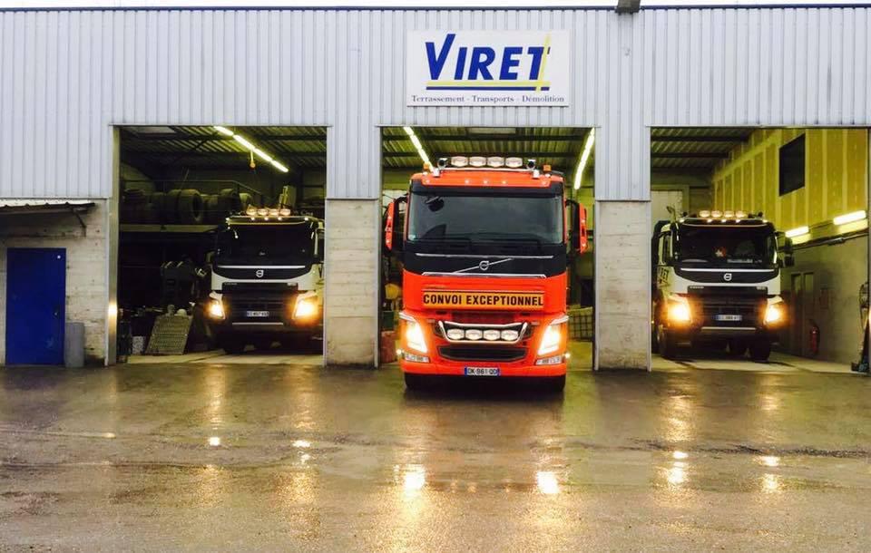 location camion avec chauffeur 74 Haute-Savoie