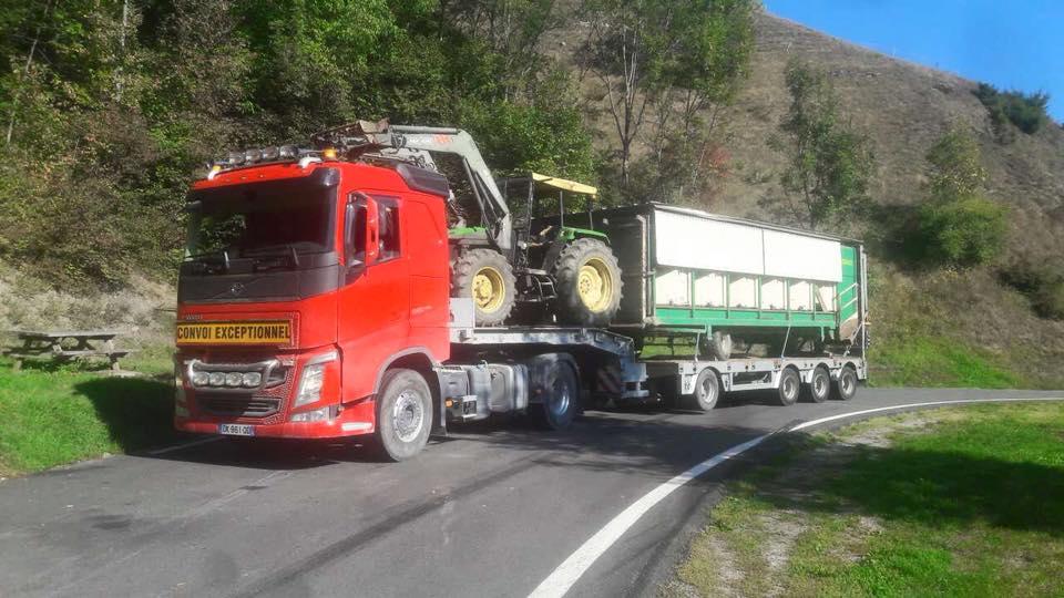 transport plateau 73,  transport plateau Entrelacs