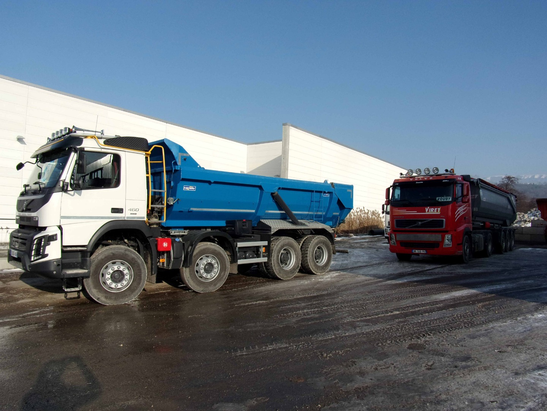 Location de camions et véhicules Savoie 73
