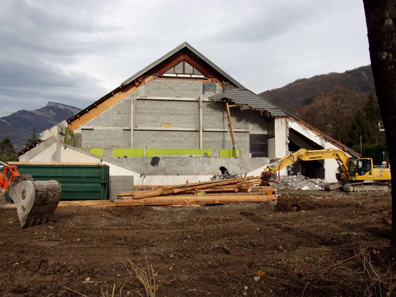 démolition Annecy et démolition Aix-les-Bains